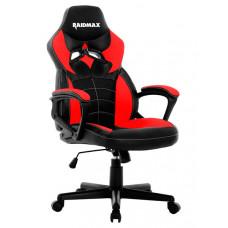 Компьютерное кресло Raidmax DK260RD Black-Red