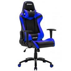 Компьютерное кресло Raidmax DK606RUBU Blue-Black