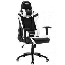 Компьютерное кресло Raidmax DK606RUWT White-Black