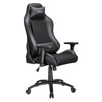 Компьютерное кресло Tesoro Alphaeon S2 TS-F717 Black-Mesh Fabric