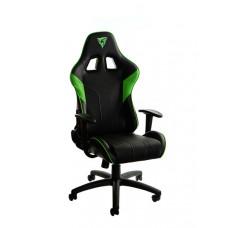 Компьютерное кресло ThunderX3 EC3 TX3-EC3BG/EC3-Black-Green AIR