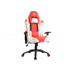 Компьютерное кресло Zone 51 Спартак Гладиатор White-Red