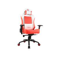 Компьютерное кресло Zone 51 Спартак Легенда White-Red