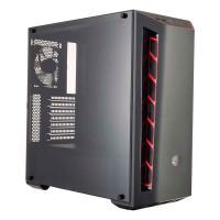 Корпус для компьютера Cooler Master MasterBox MB510L Red trim MCB-B510L-KANN-S00