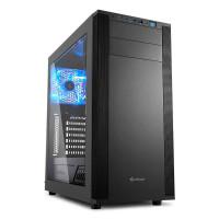 Корпус для компьютера Sharkoon M25-W Black
