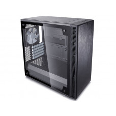 Корпус Fractal Design Define Mini C TG Black FD-CA-DEF-MINI-C-BK-TG
