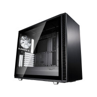 Корпус Fractal Design Define S2 Tempered Glass Black FD-CA-DEF-S2-BK-TGL
