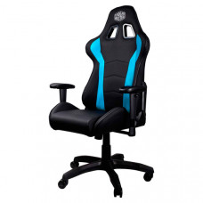 Кресло компьютерное игровое Cooler Master Caliber R1 Black/Blue (CMI-GCR1-2019B)
