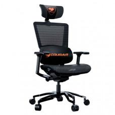 Кресло компьютерное игровое Cougar ARGO Black (3MERGOCB.0001)