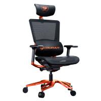 Кресло компьютерное игровое Cougar ARGO Black-Orange (3MERGOCH.0001)