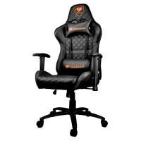 Кресло компьютерное игровое Cougar ARMOR One Black