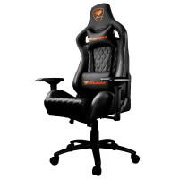 Кресло компьютерное игровое Cougar ARMOR S Black