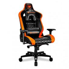 Кресло компьютерное игровое Cougar ARMOR TITAN Black-Orange (3MATTNXB.0001)