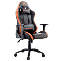 Кресло компьютерное игровое Cougar RAMPART Orange