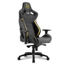 Кресло компьютерное игровое Sharkoon Shark Zone GS10 Black/Yellow