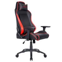 Кресло компьютерное игровое Tesoro TS-F715 Black-Red