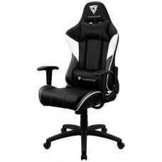 Кресло компьютерное игровое ThunderX3 EC3 Black-White AIR