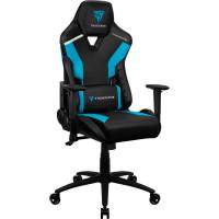 Кресло компьютерное игровое ThunderX3 TC3 Azure Blue