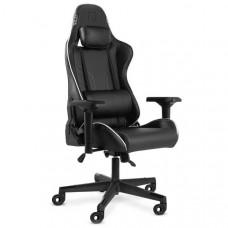 Кресло компьютерное игровое WARP XN-BBK