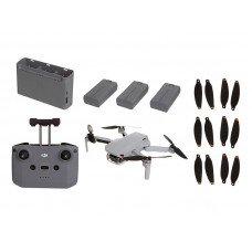 Квадрокоптер DJI Mini 2 Fly More Combo Выгодный набор + серт. 200Р!!!