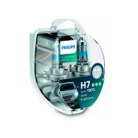 Лампа Philips X-treme Vision Pro150 H7 12V 55W PX26d 2шт 12972XVPS2