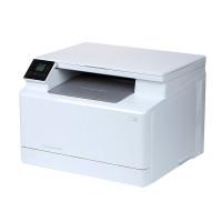 МФУ HP Color LaserJet Pro M182n 7KW54A Выгодный набор + серт. 200Р!!!