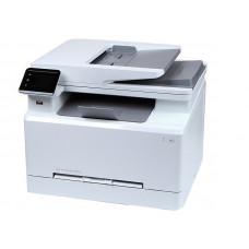 МФУ HP Color LaserJet Pro M283fdw 7KW75A Выгодный набор + серт. 200Р!!!