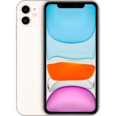 Мобильный телефон Apple iPhone 11 128GB с новой комплектацией (белый)