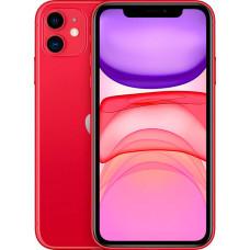 Мобильный телефон Apple iPhone 11 64GB с новой комплектацией ((PRODUCT)RED)