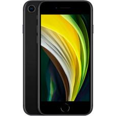 Мобильный телефон Apple iPhone SE 2020 128GB с новой комплектацией (черный)