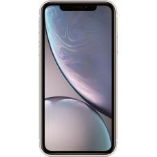Мобильный телефон Apple iPhone XR 64GB с новой комплектацией (белый)