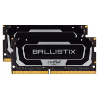 Модуль памяти Ballistix SO-DIMM DDR 4 DIMM 2400MHz PC25600 CL16 - 16Gb (2x8Gb) BL2K8G26C16S4B