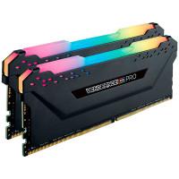 Модуль памяти Corsair Vengeance RGB Pro DDR4 DIMM 3200MHz PC4-25600 CL16 - 16Gb KIT (2x8Gb) CMW16GX4M2C3200C16