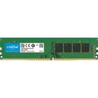 Модуль памяти Crucial DDR4 DIMM 2666MHz PC21300 CL19 - 8Gb CT8G4DFRA266