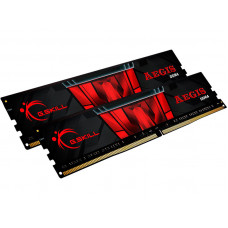 Модуль памяти G.Skill Aegis DDR4 DIMM 3200MHz PC-25600 CL16 - 32Gb KIT (2x16Gb) F4-3200C16D-32GIS