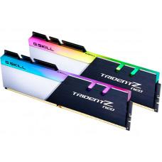 Модуль памяти G.Skill Trident Z Neo DDR4 DIMM 3200MHz PC4-25600 CL16 - 32Gb KIT (2x16Gb) F4-3200C16D-32GTZN