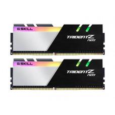 Модуль памяти G.Skill Trident Z Neo DDR4 DIMM 3800MHz PC-30400 CL16 - 16Gb KIT (2x8Gb) F4-3800C16D-16GTZN