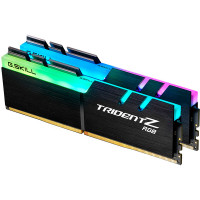 Модуль памяти G.Skill Trident Z RGB DDR4 4000MHz PC-32000 CL19 - 32Gb KIT (2x16Gb) F4-4000C19D-32GTZR