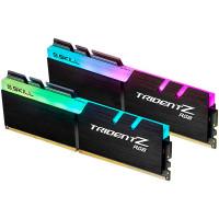Модуль памяти G.Skill Trident Z RGB DDR4 DIMM 3200MHz PC4-25600 CL16 - 16Gb KIT (2x8Gb) F4-3200C16D-16GTZR