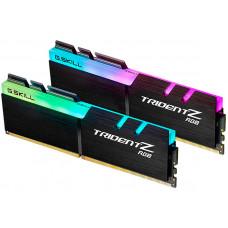 Модуль памяти G.Skill Trident Z RGB DDR4 DIMM 3600MHz PC4-28800 CL18 - 16Gb KIT (2x8Gb) F4-3600C18D-16GTZRX