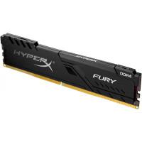 Модуль памяти HyperX Fury Black DDR4 DIMM 3600Mhz PC-28800 CL17 - 8Gb HX436C17FB3/8