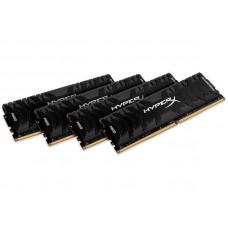 Модуль памяти HyperX Predator DDR4 DIMM 2666MHz PC-21300 CL13 - 32Gb Kit (4x8Gb) HX426C13PB3K4/32