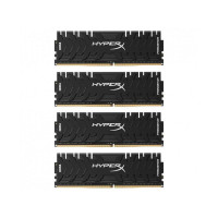 Модуль памяти Kingston HyperX Predator DDR4 DIMM 3000MHz PC4-24000 CL15 - 32Gb KIT (4x8Gb) HX430C15PB3K4/32