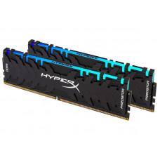 Модуль памяти Kingston HyperX Predator DDR4 DIMM 3200MHz PC4-25600 CL16 - 16Gb KIT (2x8Gb) HX432C16PB3AK2/16