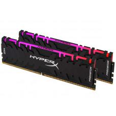 Модуль памяти Kingston HyperX Predator RGB DDR4 DIMM 3200Mhz PC-25600 CL16 - 32Gb Kit (2x16Gb) HX432C16PB3AK2/32