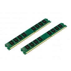 Модуль памяти Kingston ValueRAM PC3-12800 DIMM DDR3 1600MHz CL11 - 16Gb KIT (2x8Gb) KVR16N11K2/16