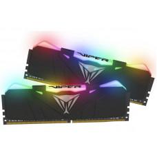 Модуль памяти Patriot Memory DDR4 DIMM 3000Mhz PC4-24000 CL15 - 16Gb KIT (2x8Gb) PVR416G300C5K