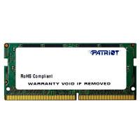 Модуль памяти Patriot Memory DDR4 SO-DIMM 2400MHz PC4-19200 CL17 - 16Gb PSD416G24002S