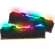 Модуль памяти Patriot Memory PVR416G413C9K RGB DDR4 DIMM 4133MHz PC4-33000 CL19 - 16Gb KIT (2x8Gb)
