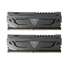 Модуль памяти Patriot Memory Viper Steel DDR4 DIMM 3866MHz PC-30400 CL18 - 16Gb KIT (2x8Gb) PVS416G386C8K